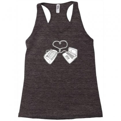 Usb Love Racerback Tank Designed By Ditreamx