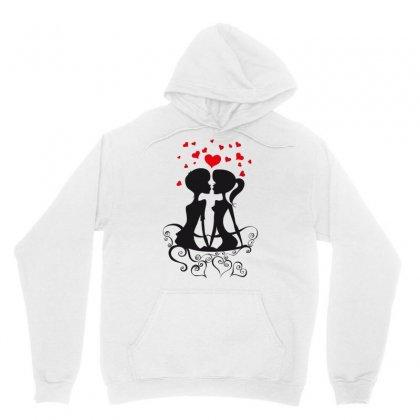 Couple In Love Unisex Hoodie