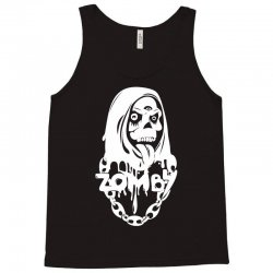 zomby skull Tank Top   Artistshot