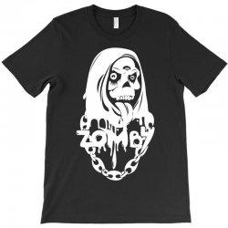 zomby skull T-Shirt   Artistshot