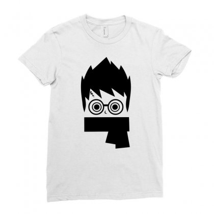 Potter Head Ladies Fitted T-shirt Designed By Specstore