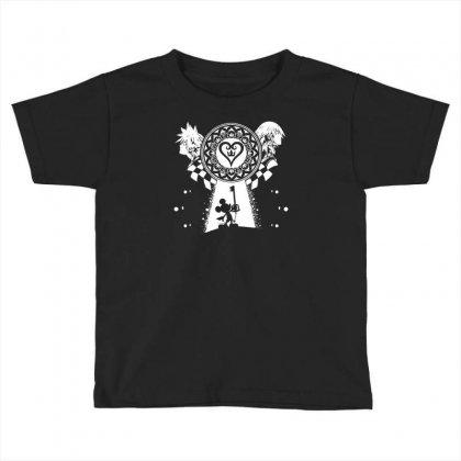 Lighting The Dark Toddler T-shirt Designed By Mdk Art