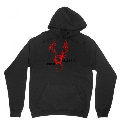 Buck Slayer Unisex Hoodie Designed By Chilistore