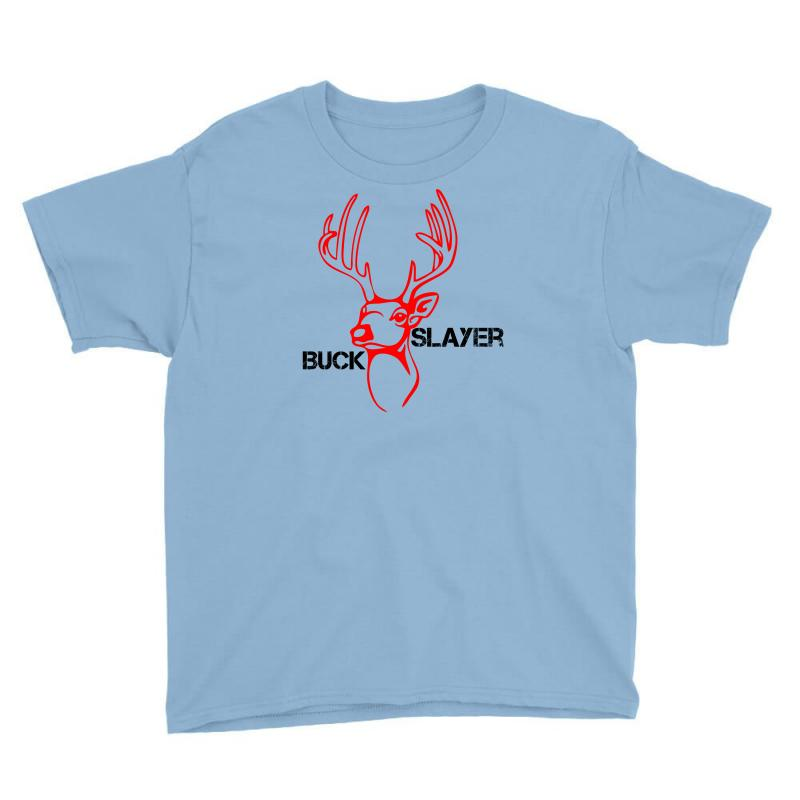 Buck Slayer Youth Tee | Artistshot