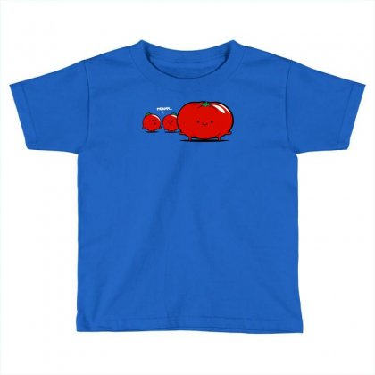 Cherry Complex Toddler T-shirt Designed By Chilistore