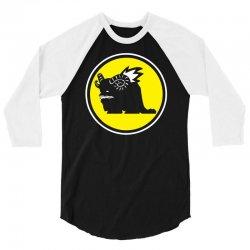 Bantha Wild Wings 3/4 Sleeve Shirt | Artistshot