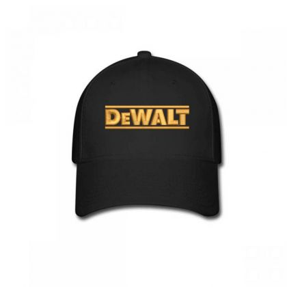 Dewalt Embroidery Embroidered Hat Baseball Cap