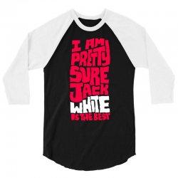 Jack White 3/4 Sleeve Shirt | Artistshot