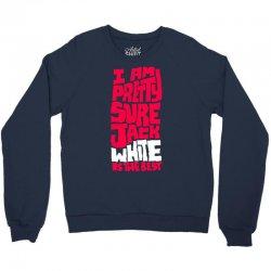 Jack White Crewneck Sweatshirt | Artistshot