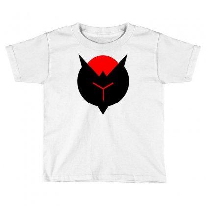 Crimson Reject Toddler T-shirt Designed By Mdk Art