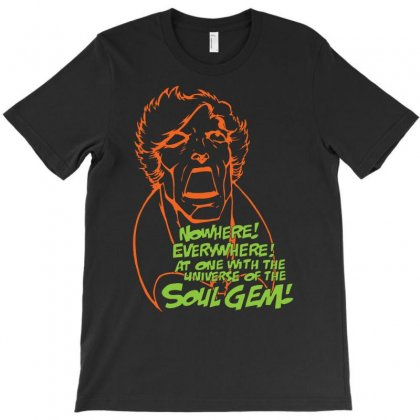 Adam Warlock & The Soul Gem T-shirt Designed By Chilistore