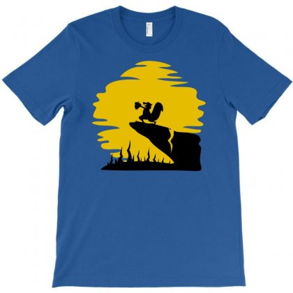 Ice Age King T-shirt Designed By Chilistore