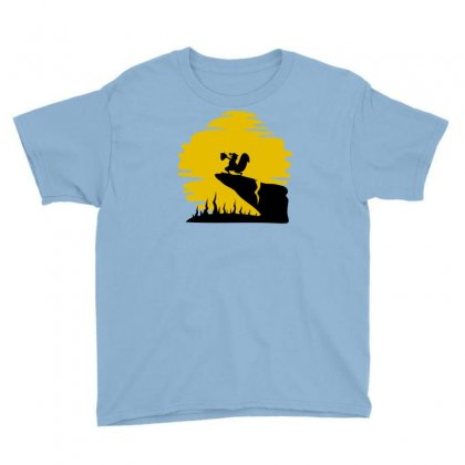 Ice Age King Youth Tee Designed By Chilistore