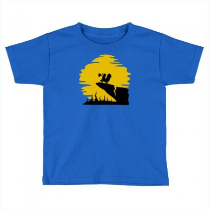 Ice Age King Toddler T-shirt Designed By Chilistore