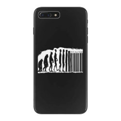 evolution barcode iPhone 7 Plus Case | Artistshot