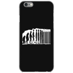 evolution barcode iPhone 6/6s Case | Artistshot