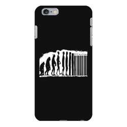 evolution barcode iPhone 6 Plus/6s Plus Case | Artistshot