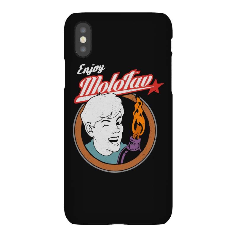 Enjoymolotov Iphonex Case | Artistshot