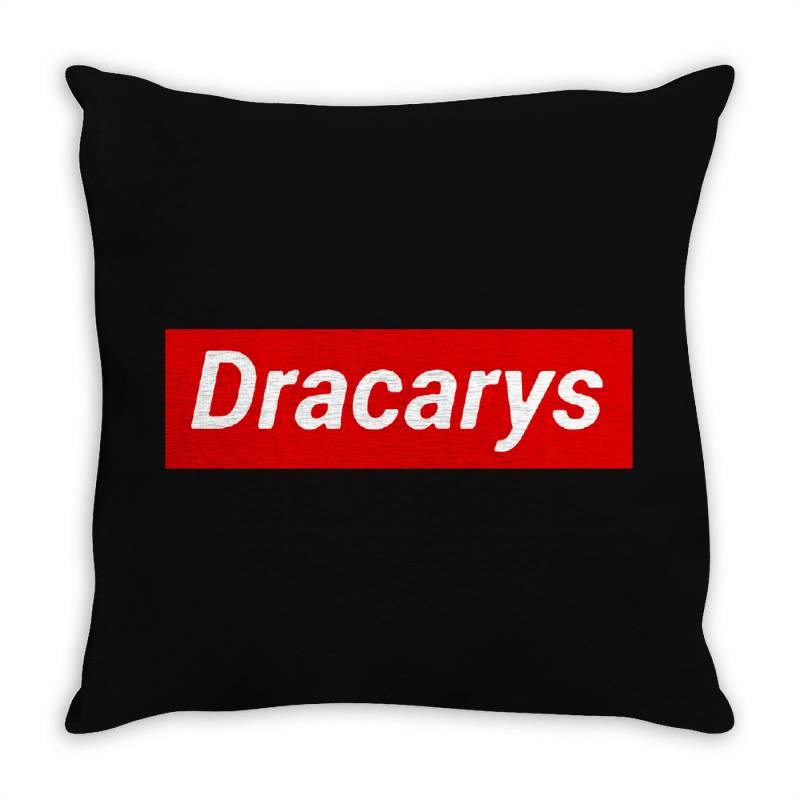 Dracary Throw Pillow   Artistshot