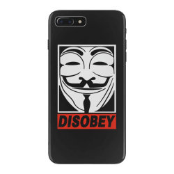 disobey anonymous iPhone 7 Plus Case | Artistshot