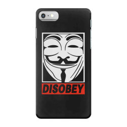 disobey anonymous iPhone 7 Case | Artistshot