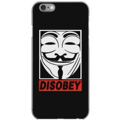 disobey anonymous iPhone 6/6s Case | Artistshot