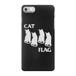 cat flag iPhone 7 Case | Artistshot