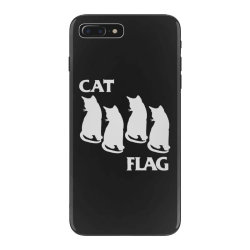 cat flag iPhone 7 Plus Case | Artistshot