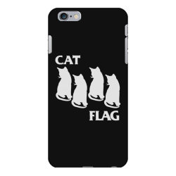 cat flag iPhone 6 Plus/6s Plus Case | Artistshot