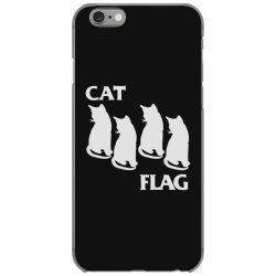 cat flag iPhone 6/6s Case | Artistshot
