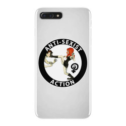anti sexist action iPhone 7 Plus Case | Artistshot