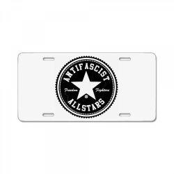 fighter black License Plate | Artistshot