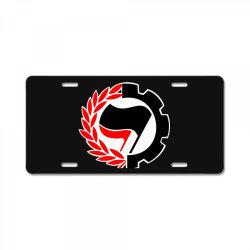 anti f License Plate | Artistshot