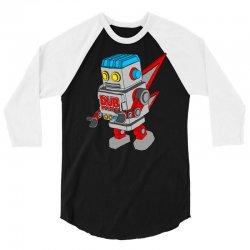 dub politics bot 3/4 Sleeve Shirt | Artistshot