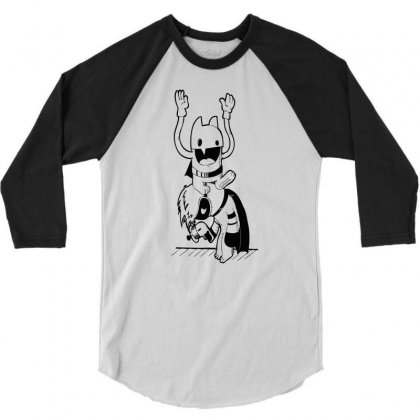 Dress Ups 3/4 Sleeve Shirt Designed By Thesamsat