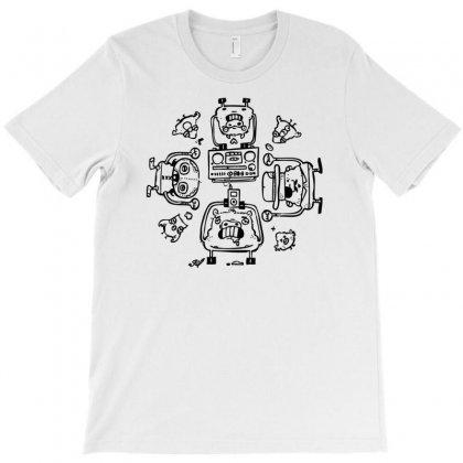 Piggy Affection T-shirt Designed By Thesamsat