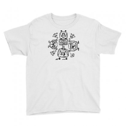 Piggy Affection Youth Tee Designed By Thesamsat