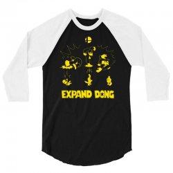 Expand Dong 3/4 Sleeve Shirt   Artistshot
