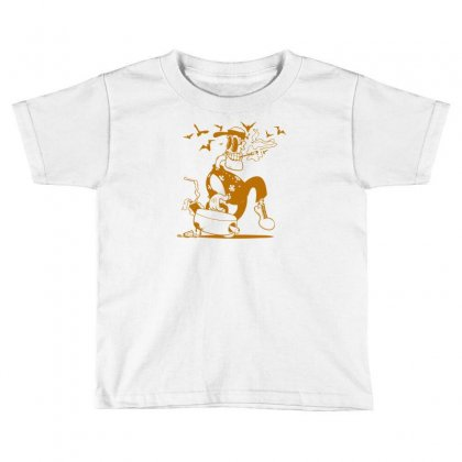 Fear N Loathing In This Foul Year Toddler T-shirt Designed By Thesamsat