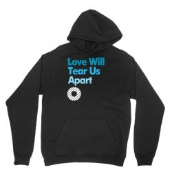 Love Will Never Tear Us Apart Unisex Hoodie | Artistshot