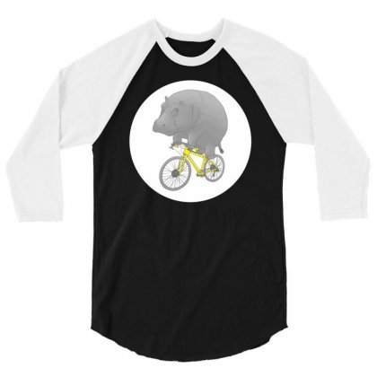 Dont Forget The Helmet 3/4 Sleeve Shirt Designed By Specstore