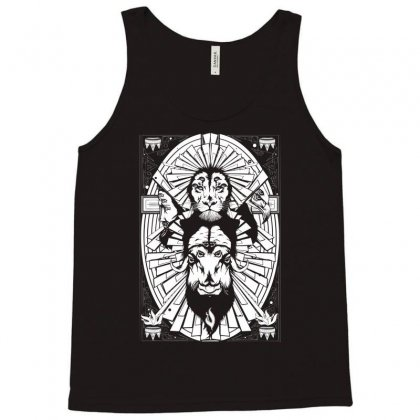 Eye Of The King Tank Top Designed By Specstore