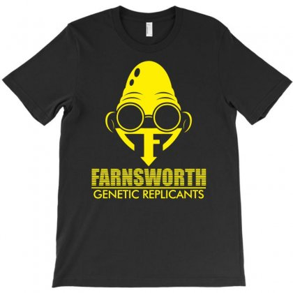 Farnsworth Genetic Replicants T-shirt Designed By Specstore