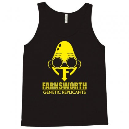 Farnsworth Genetic Replicants Tank Top Designed By Specstore
