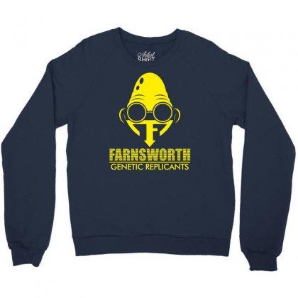 Farnsworth Genetic Replicants Crewneck Sweatshirt Designed By Specstore