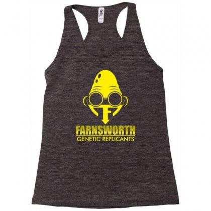 Farnsworth Genetic Replicants Racerback Tank Designed By Specstore