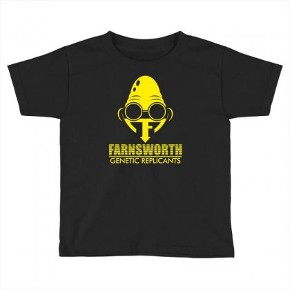 Farnsworth Genetic Replicants Toddler T-shirt Designed By Specstore