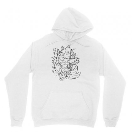 Goldfish Of Heaven Unisex Hoodie Designed By Specstore