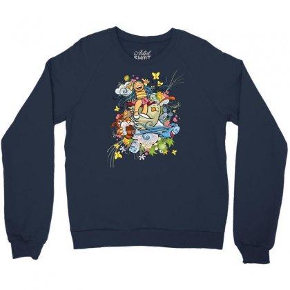 Happy Day Adventure Crewneck Sweatshirt Designed By Specstore