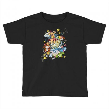 Happy Day Adventure Toddler T-shirt Designed By Specstore